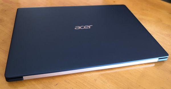 Acer Swift 5 vision general
