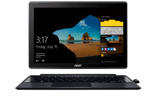 elegir Acer℗ Switch 3, 5 o 7 pantalla Switch 3