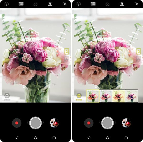 LG V30S inteligencia artificial