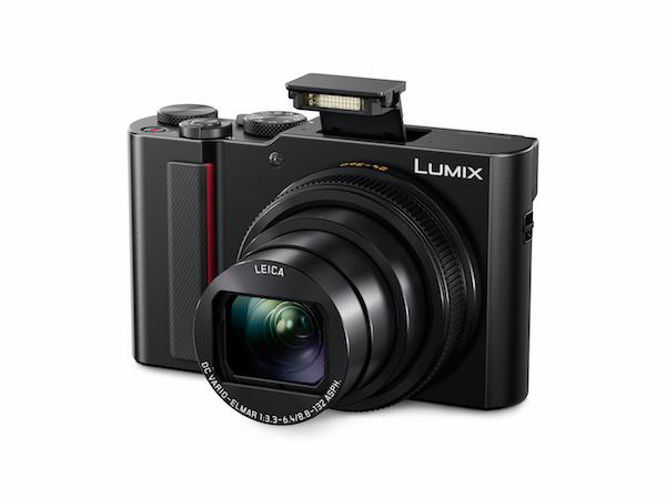 Lumix DMC-TZ200, cámara de fotografías con zoom óptico 15X y grabación 4K