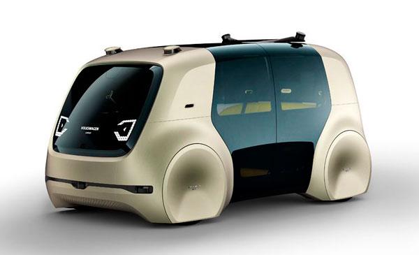 10 vídeos de los autos del futuro más sorprendentes