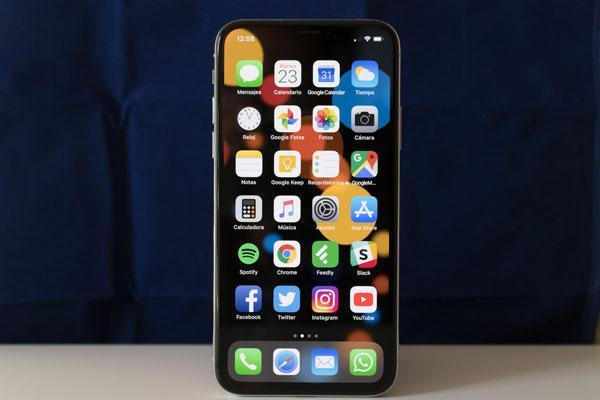 Los iPhone X dan problemas a la hora de responder llamadas