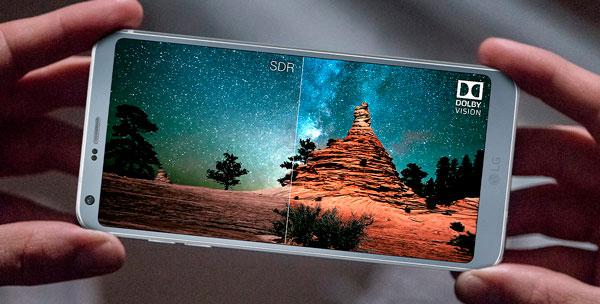 qué es HDR Dolby Vision móviles