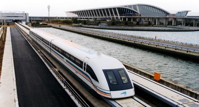 Los trenes más veloces y tecnológicos del mundo
