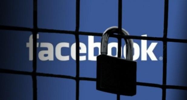 facebook candado