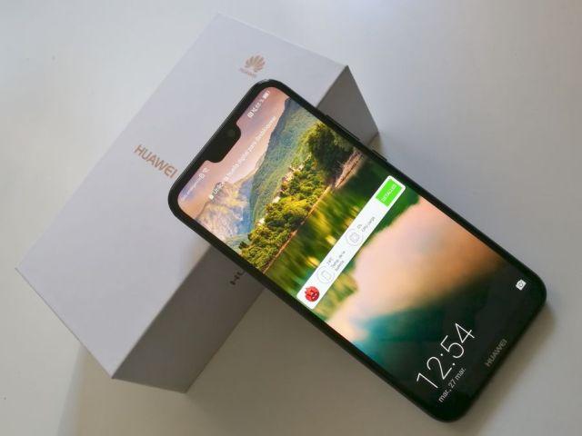 Huawei P20 Lite, primeras impresiones
