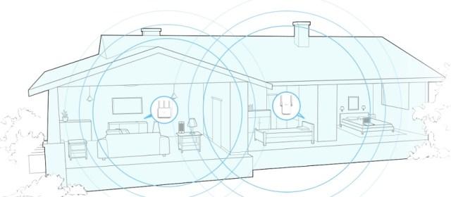 TP-Link RE205, WiFi sin obstáculos por toda la casa