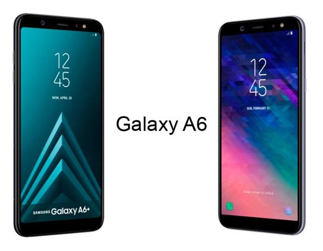 Samsung Galaxy℗ A6 y A6+, móviles asequibles con buena cámara y diseño