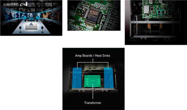 lanzamiento Yamaha℗ RX-A1080 surround AI