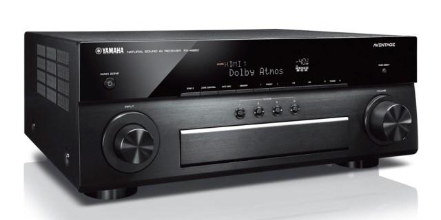 Yamaha RX-A880, receptor AV con 7 entradas HDMI℗ y sonido Dolby Atmos