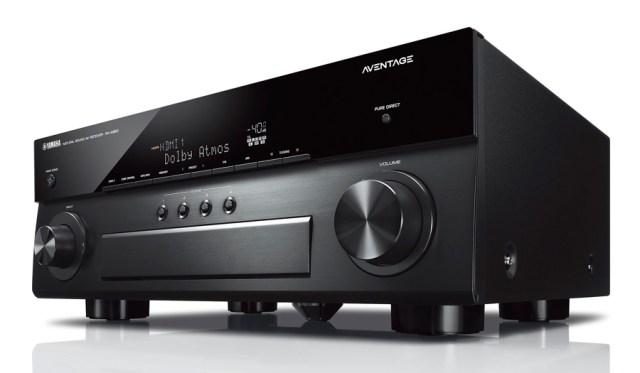 lanzamiento Yamaha℗ RX-A880 electrónica