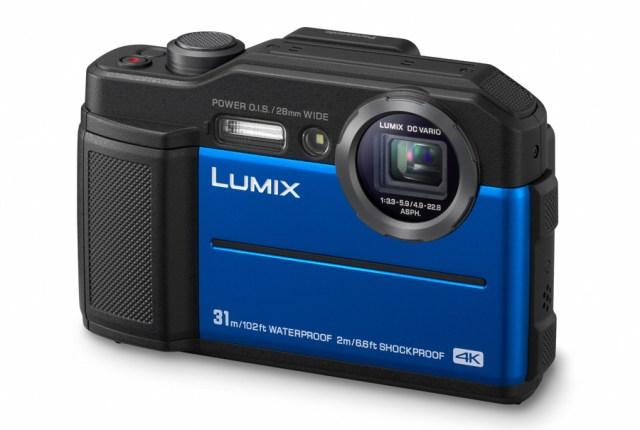 Panasonic LUMIX FT7, cámara robusta para fotógrafos aventureros