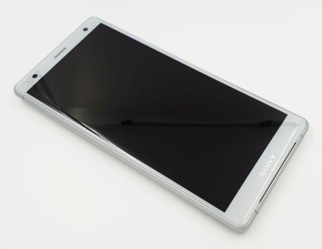 Sony Xperia(móvil) XZ2 oblicuo