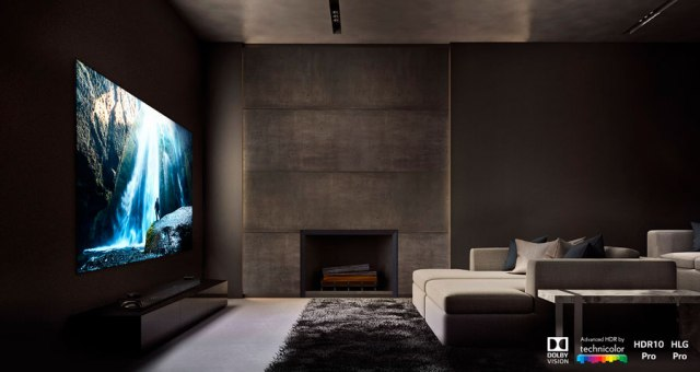LG OLED televisores preparados para el futuro HDR