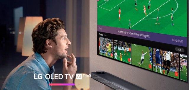 LG OLED, los televisores más inteligentes del mercado