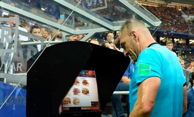 mejores memes final del Mundial de Rusia(país) 2018 VAR
