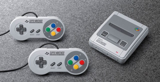 Cómo agregar nuevos games a la SNES Classic Mini