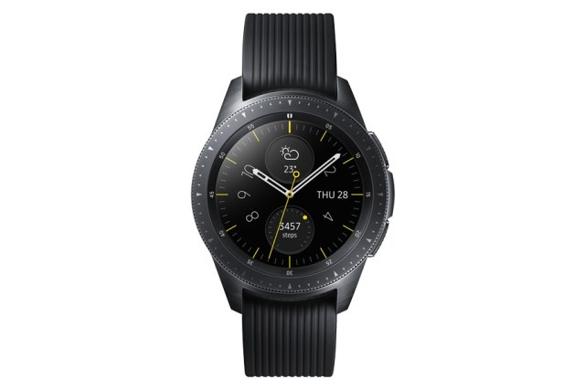 lanzamiento Samsung℗ Galaxy℗ Watch negro frontal