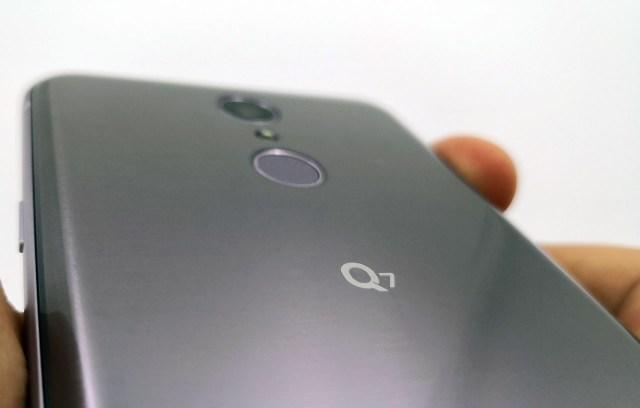 LG Q7 android 8 oreo