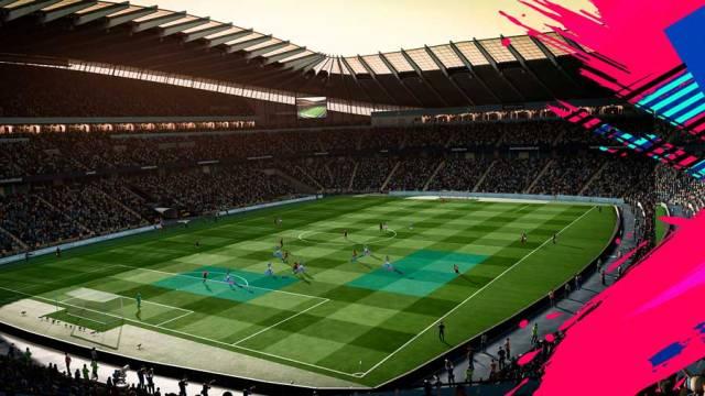 novedades FIFA 19 Dynamic Tactics