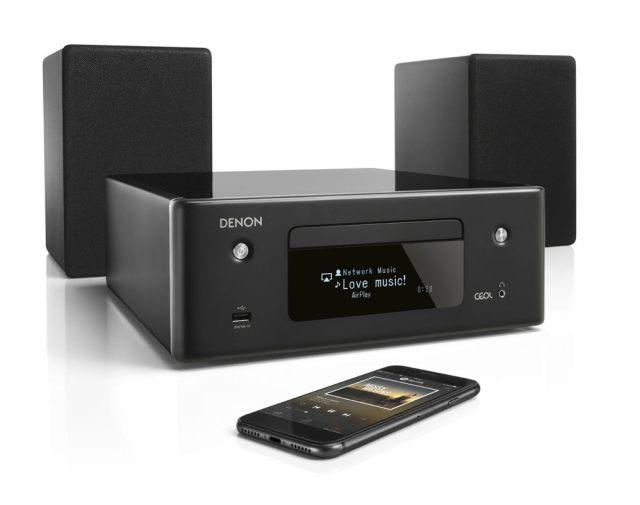 Denon CEOL N10, premiado conjunto HiFi compacto con AirPlay 2 y Alexa