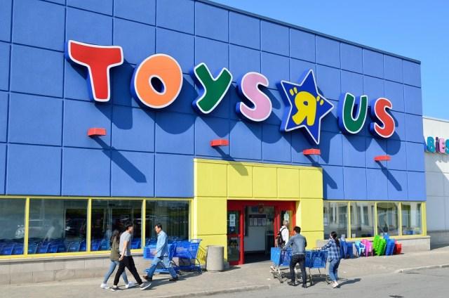 Los directivos de Toys R Us recuperan las tiendas en España
