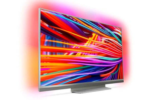 Philips 8503, televisor 4K con Ambilight y HDR Premium