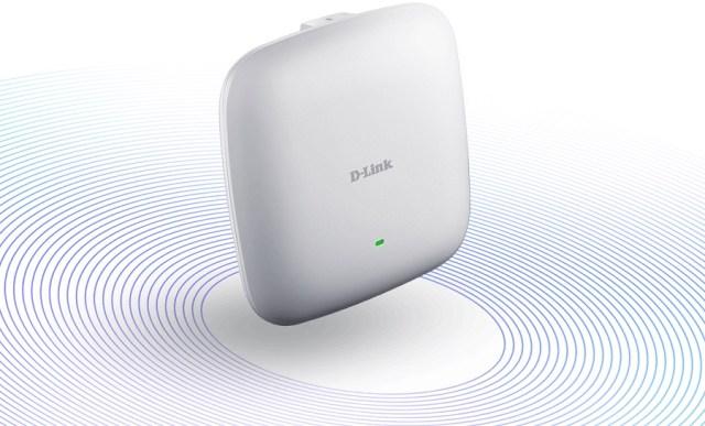 D-Link DAP-2680, un punto de acceso WiFi para compañias con MU-MIMO