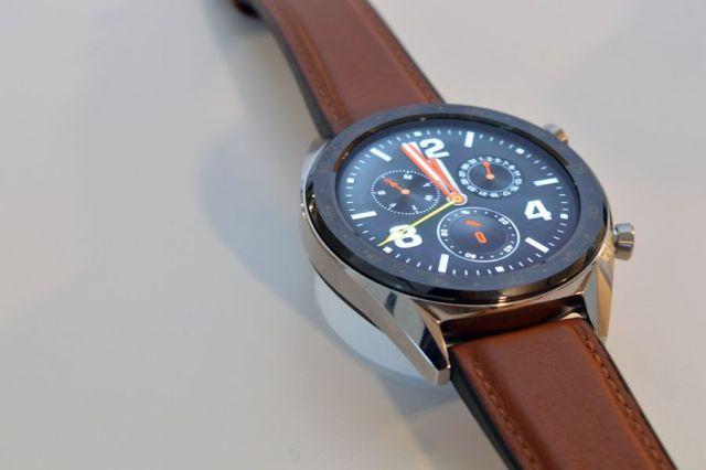 Huawei Watch GT, el reloj inteligente con 2 dias de autonomía