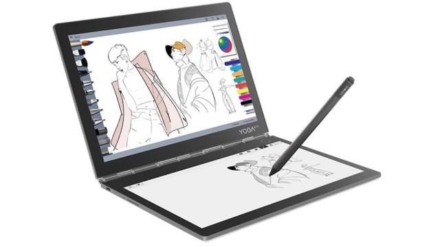Lenovo Yoga Book C930, un convertible perfecto para dibujar