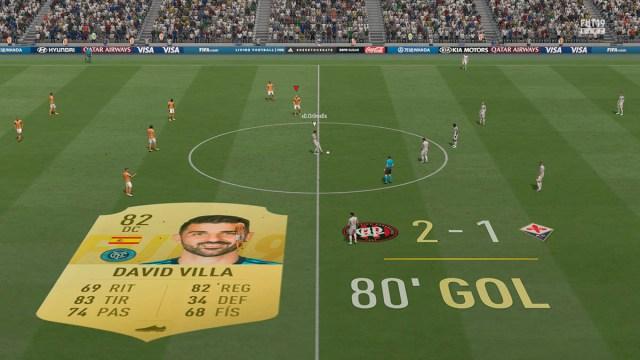 FIFA 19 FUT villa