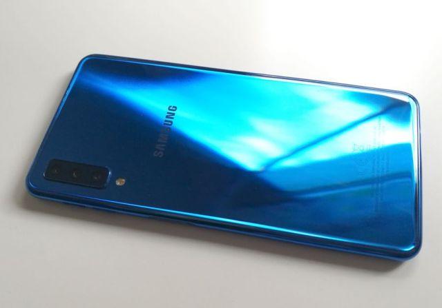 Samsung Galaxy℗ A7 2018, lo hemos probado