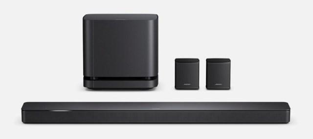 las 5 características clave de la Bose Soundbar 500 altavoces