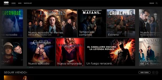 HBO en PC