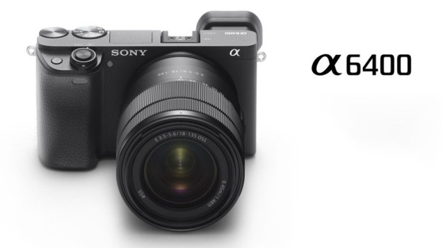 Sony A6400, cámara sin espejo con seguimiento y enfoque al ojo a tiempo real