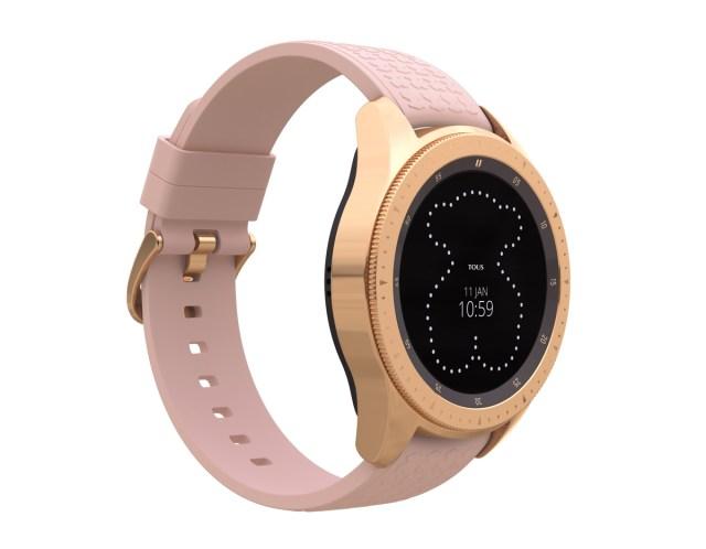 Samsung Galaxy℗ Watch TOUS, nuevo smartwatch con diseño(layout) único de TOUS