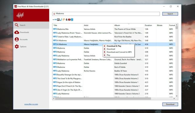 free music video downloader