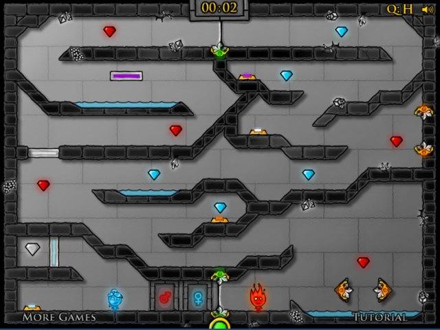 los 10 mejores games FRIV para jugar gratis(free) desde el PC Fireboy