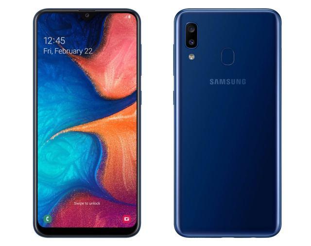 Samsung Galaxy℗ A20: características, precio(valor) y opinión