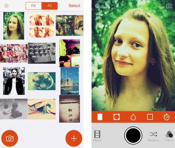 las 5 mejores apps para hacer selfies