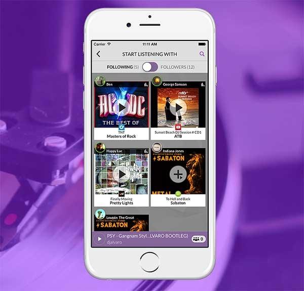 Permalink to Qus, una app para escuchar toda la música de Spotify, YouTube y SoundCloud