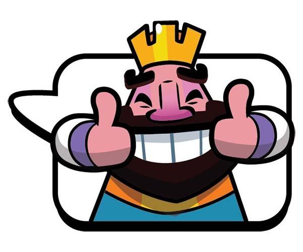 Clash Royale Emotes