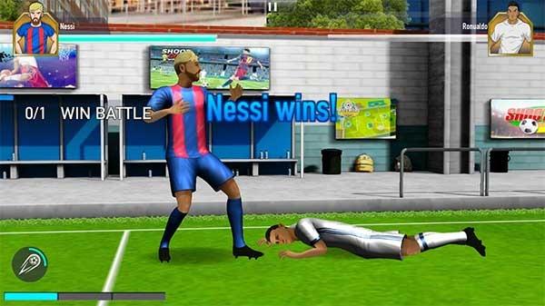 gameplay peleas de jugadores de futbol 2