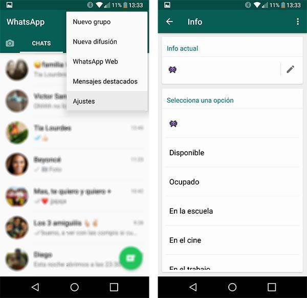 Las Mejores Frases De Estado Para Whatsapp Móvil Experto