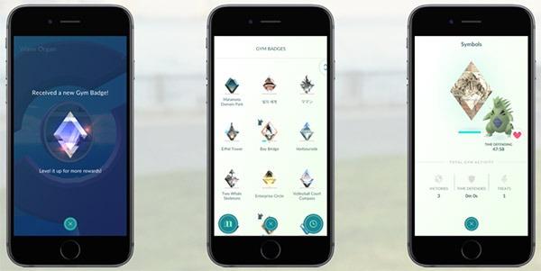 Medallas Pokémon GO