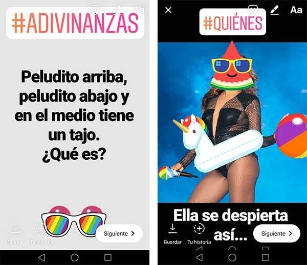 5 Juegos Para Conquistar A Tus Contactos En Instagram Stories