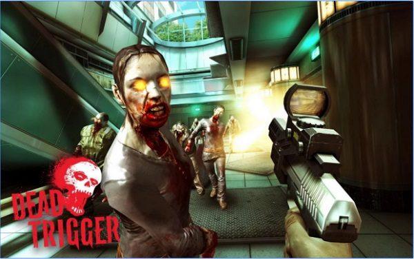 Los superiores videojuegos de zombies para teléfonos Android