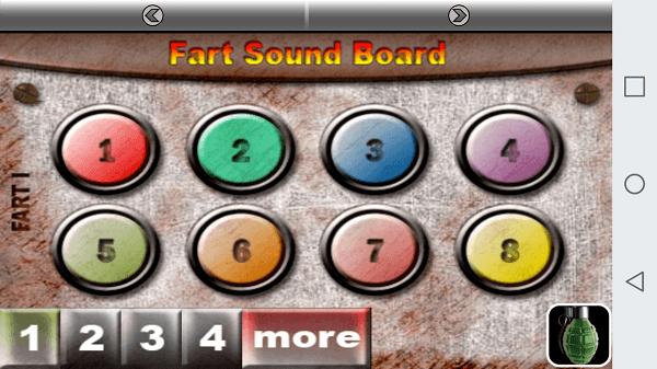 Pedo Sound Board