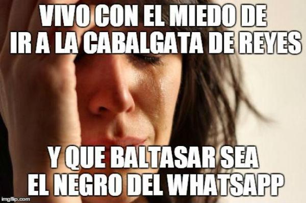 Memes Y Gifs Graciosos Para Felicitar Reyes Por Whatsapp O