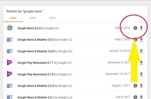 google news apk mirror